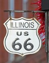 12January2010   Atlanta Illinois is located halfway between St. Louis Missouri and Chicago Illinois along Route 66.