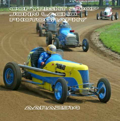 Auto Racing Association on The Antique Auto Racing Association Last Made A Visit To Michigan In